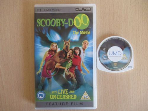 Scooby Doo the Movie (PSP)